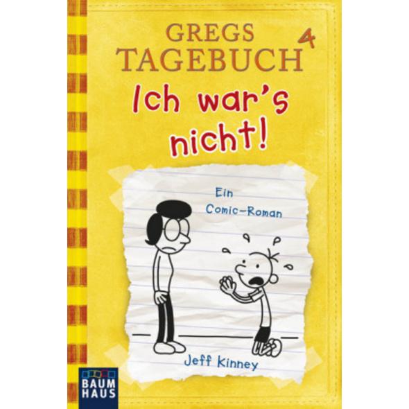 Gregs Tagebuch 04. Ich war s nicht!