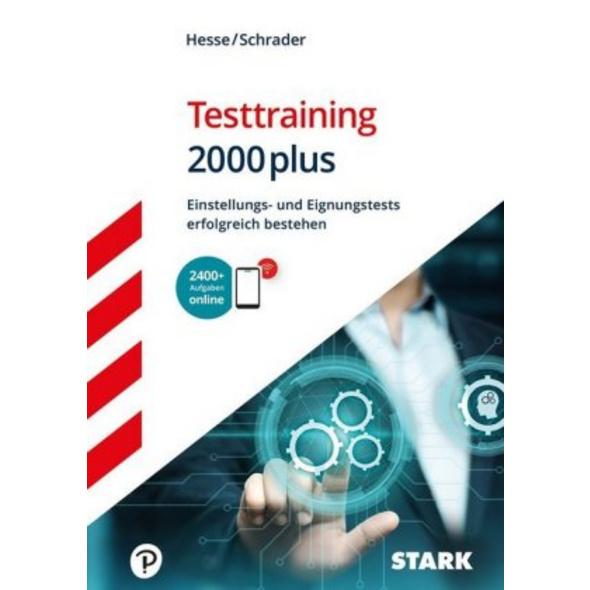 STARK Hesse Schrader: Testtraining 2000plus