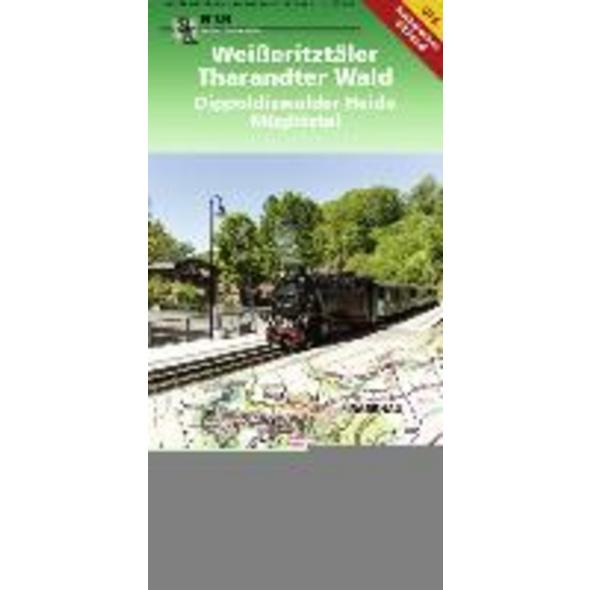 Weißeritztäler - Tharandter Wald