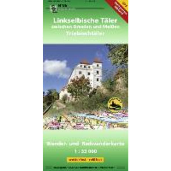Linkselbische Täler zwischen Dresden und Meißen 1