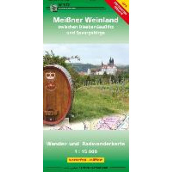 Meißner Weinland zwischen Diesbar-Seußlitz und Spa