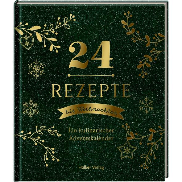 24 Rezepte bis Weihnachten