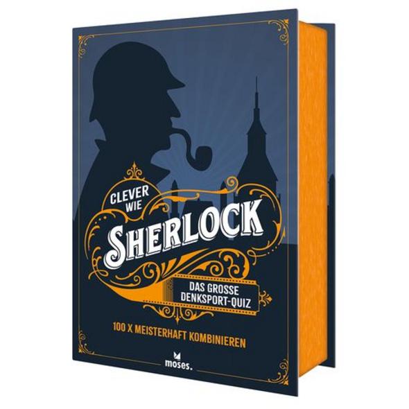 Clever wie Sherlock