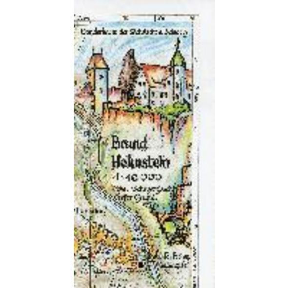 Brand Hohnstein 1 : 10 000