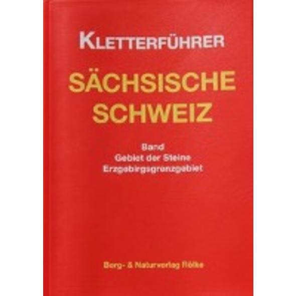 Heinicke, D: Kletterführer Sächsische Schweiz   Ge