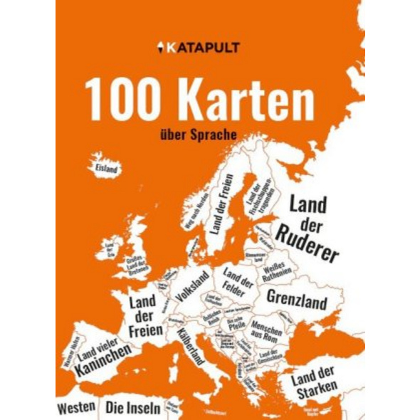 100 Karten über Sprache