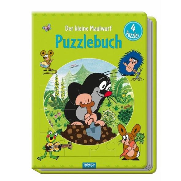 Trötsch Der kleine Maulwurf Puzzlebuch