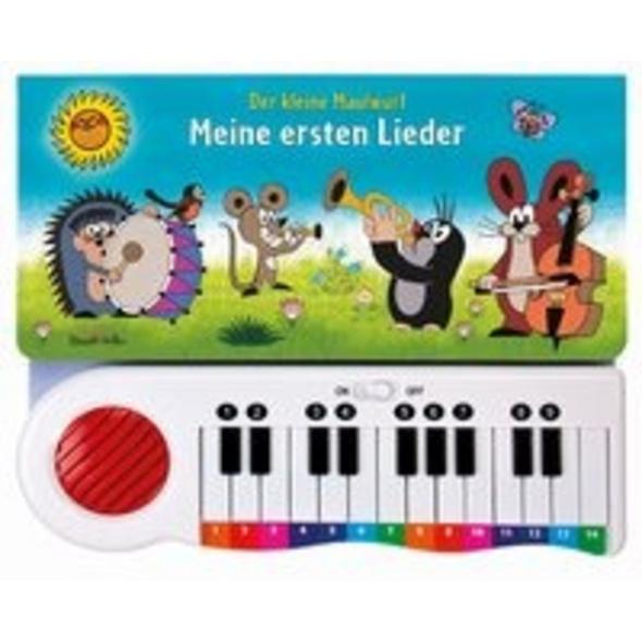 Trötsch Der kleine Maulwurf Klavierbuch Meine erst