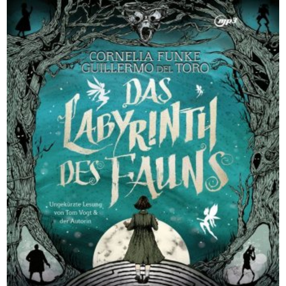 Das Labyrinth des Fauns  MP3-CD