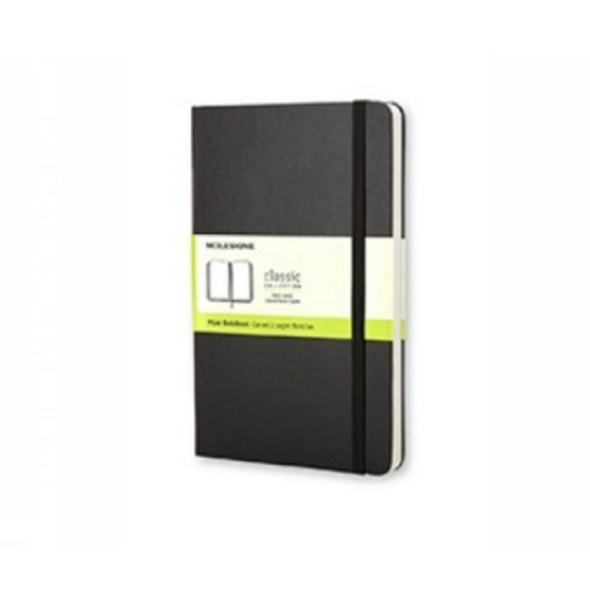 Moleskine. Plain Notebook