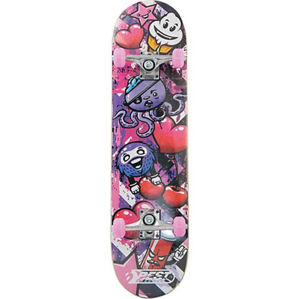"""Skateboard A3 """"Kid"""" Ocotopus"""