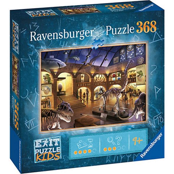 Puzzle EXIT KIDS Nachts im Museum, 368 Teile
