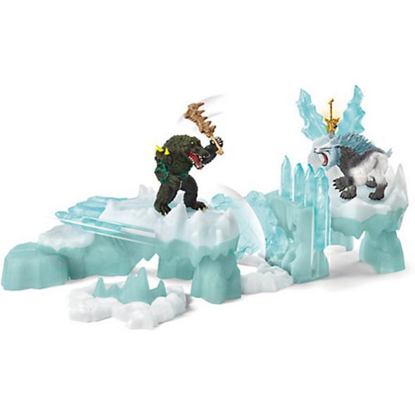 Schleich 42497 Eldrador® Creatures: Angriff auf die Eisfestung