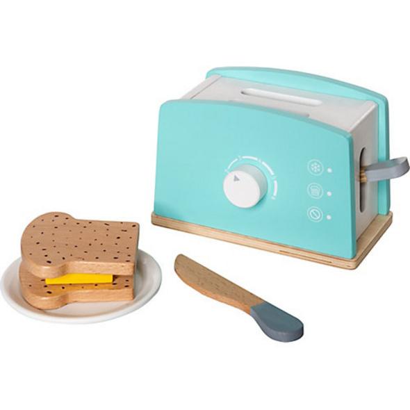 Holz-Toaster, mint