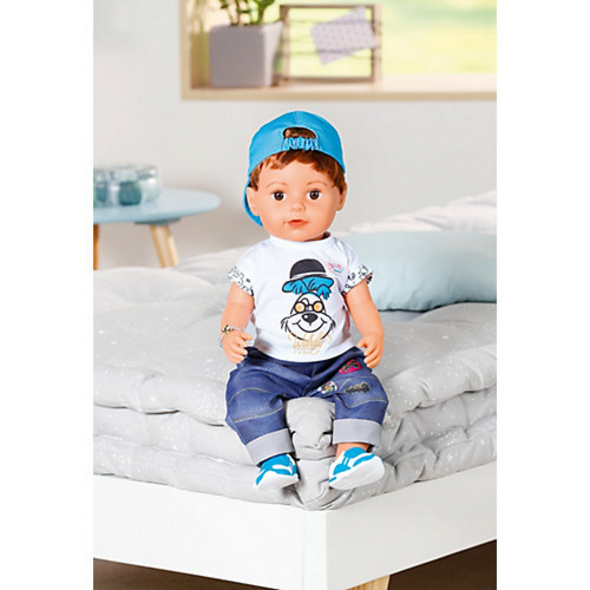 BABY born® Soft Touch Brother 43 cm in Geschenkverpackung
