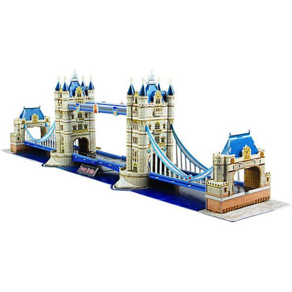 3D-Puzzle Tower Bridge