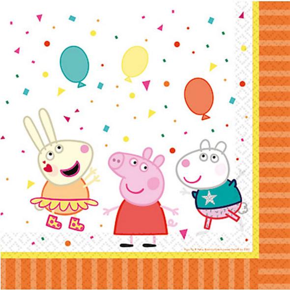 Peppa Pig - Servietten