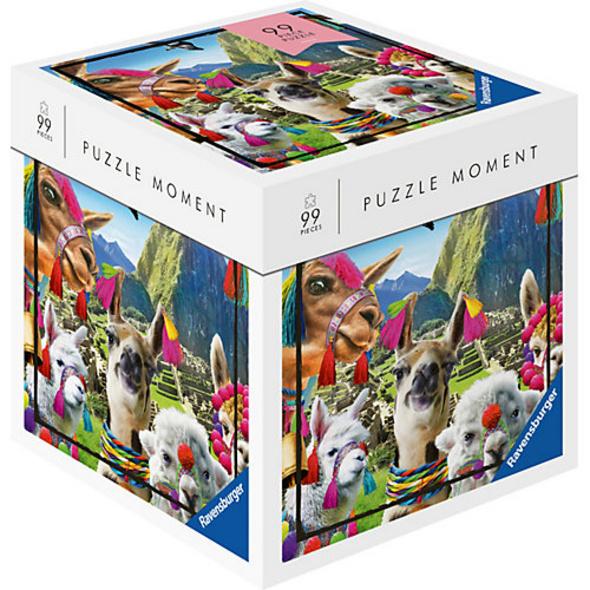 Puzzle Lama, 99 Teile