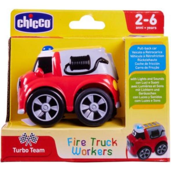 Turbo Team Feuerwehr
