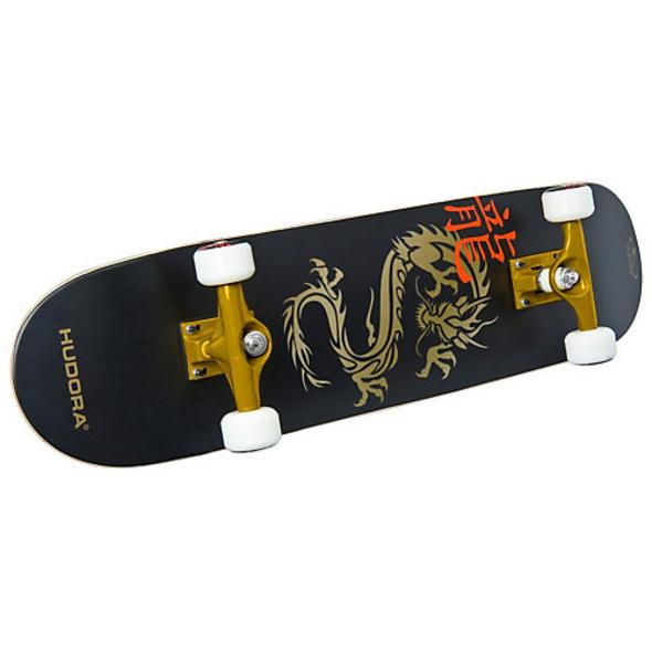 """Skateboard ABEC 7 """"Golden Dragon"""""""