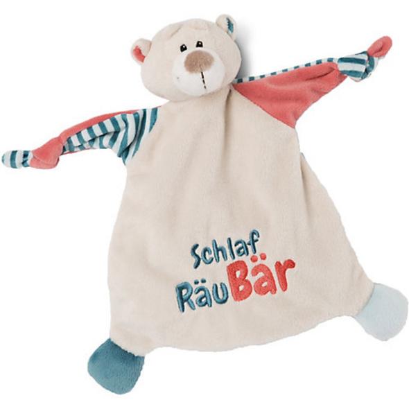 """""""Schmusetuch Bär """"""""Schlaf RäuBär"""""""""""""""