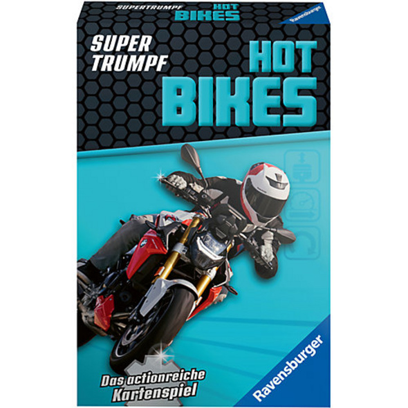 Hot Bikes (Kartenspiel)
