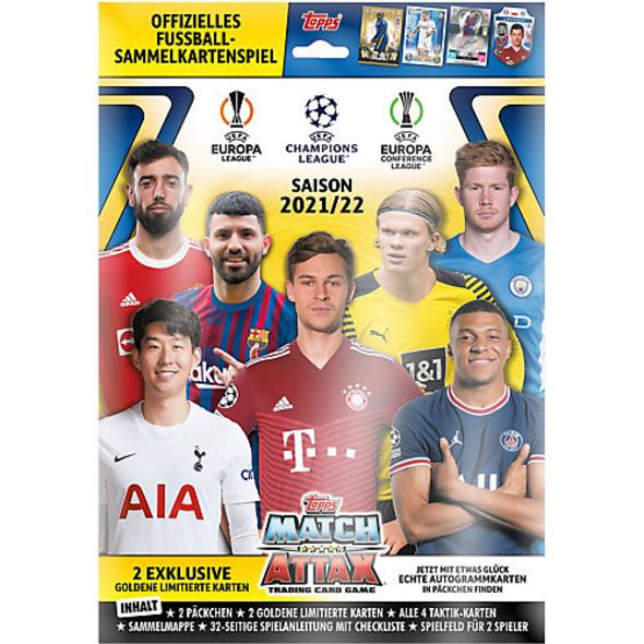 """UEFA Champions League """" MA"""" TC  STARTERPACK 2021-2022"""