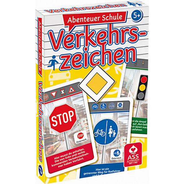 Abenteuer Schule - Verkehrszeichen