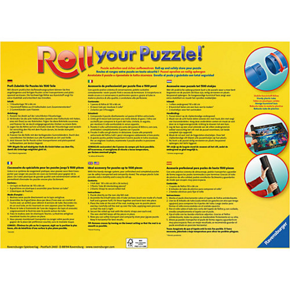 Roll your Puzzle Roll your Puzzle! für 300-1500 Teile