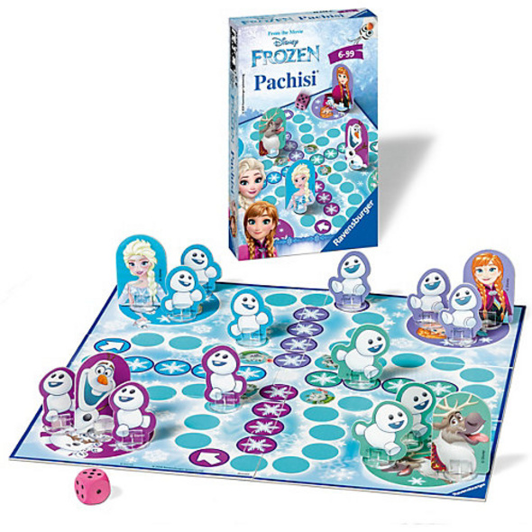 Disney Frozen Pachisi Mitbringspiel