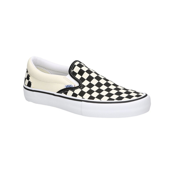 Checkerboard Pro Slip-Ons