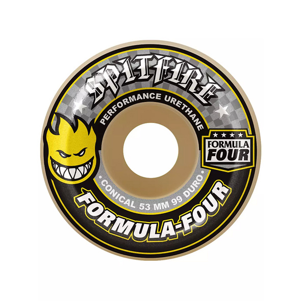 Formula Four 99D Conical II 54mm Wheels