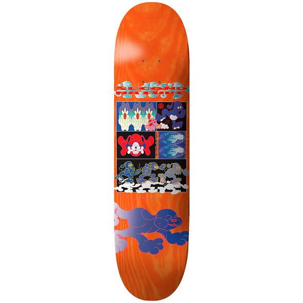 """Ellie Canine 8.5"""" Skate Deck"""