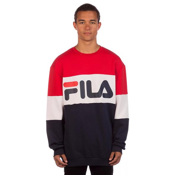 Straight Crew Sweater