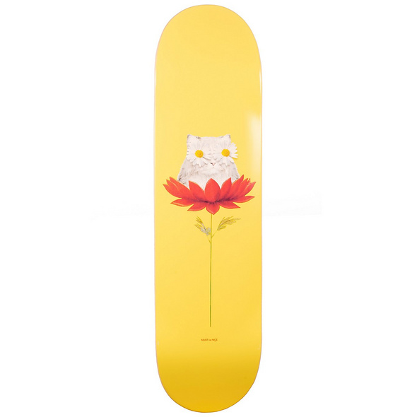 "Flower Cup 8.25"" Skateboard Deck"