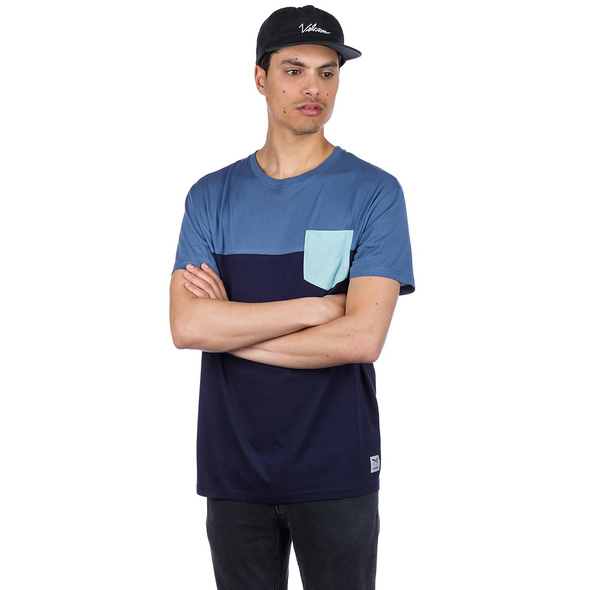 Block Pocket T-Shirt