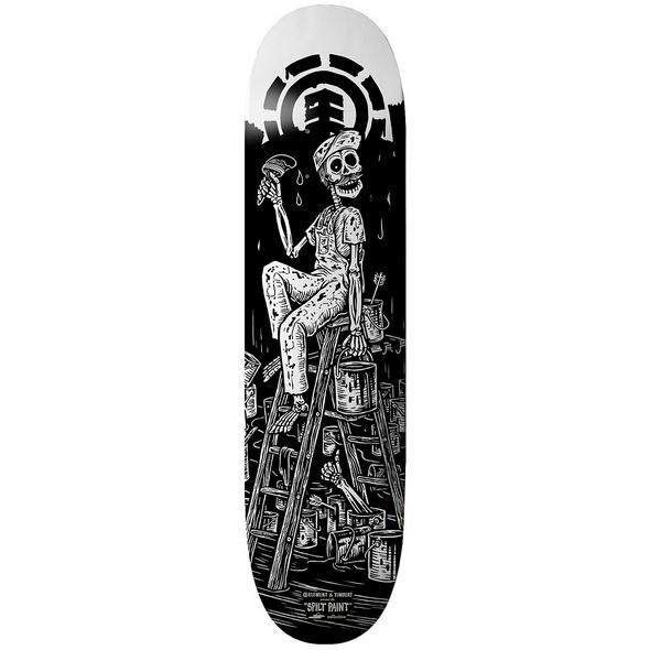 """Timber SP Bygone 8.5"""" Skateboard Deck"""