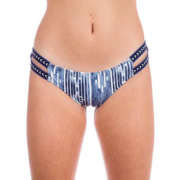 Moon Tide Cheeky Bikini Bottom
