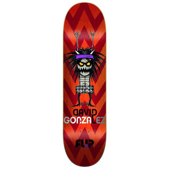 """ZC2 Gonzales 8.0"""" x 31.5"""" Skateboard Deck"""