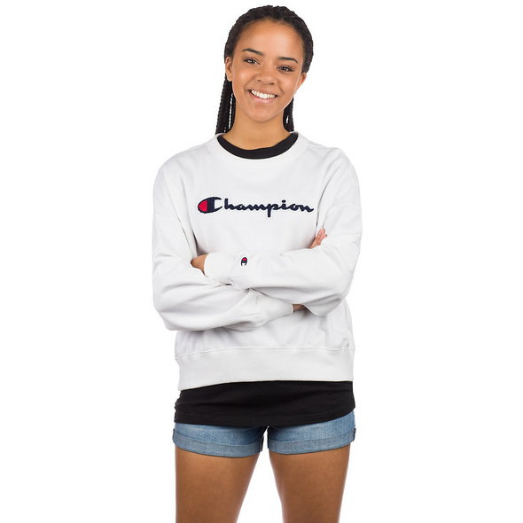 American Logo Sweater