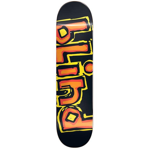 "OG Logo RHM 8.5"" Skateboard Deck"