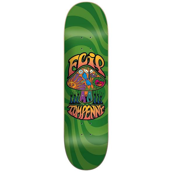"Loveshroom Green 8.25"" Skateboard Deck"