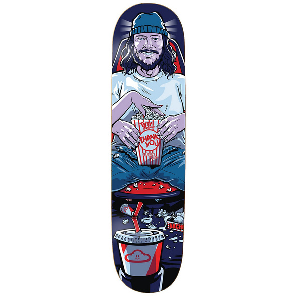 "Date Night 8.0"" Skateboard Deck"