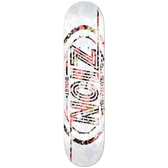 "Zion Perennial Oval 8.06"" Skate Deck"