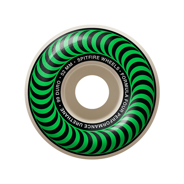 Formula Four 99D 52mn Classics Shape Wheels