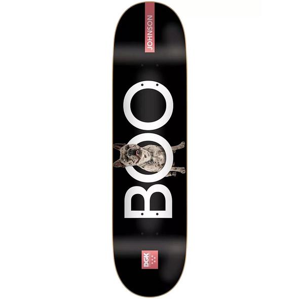 """Boo Smokey 8.25"""" Skateboard Deck"""