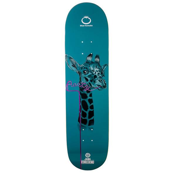 "Urban Dora 8.125"" Skateboard Deck"