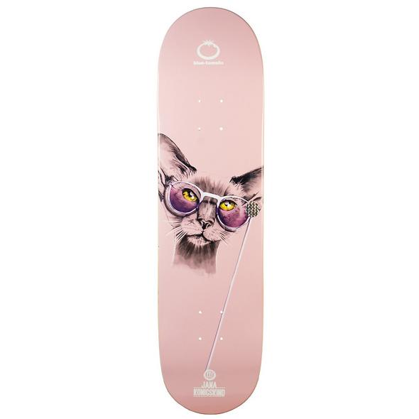 """Urban Charlotta 8.25"""" Skateboard Deck"""
