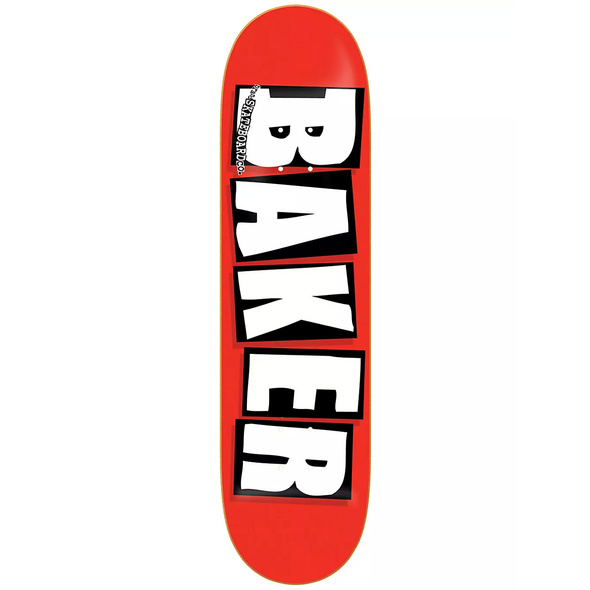 "Brand Logo Deck 8.25"" Skateboard Deck"