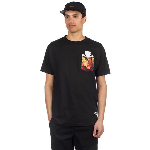Tie Dye Pocket T-Shirt